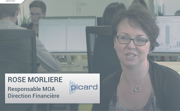 Picard et MeltOne - Video on project feedback (in French) EPM